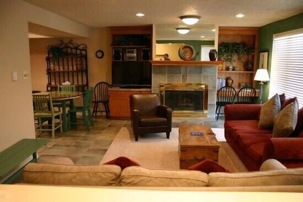 公寓客房, 2 間臥室, 2 間浴室 - 客廳