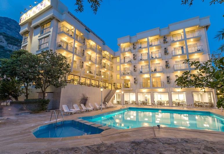 埃基奇飯店, Kas, 室外游泳池