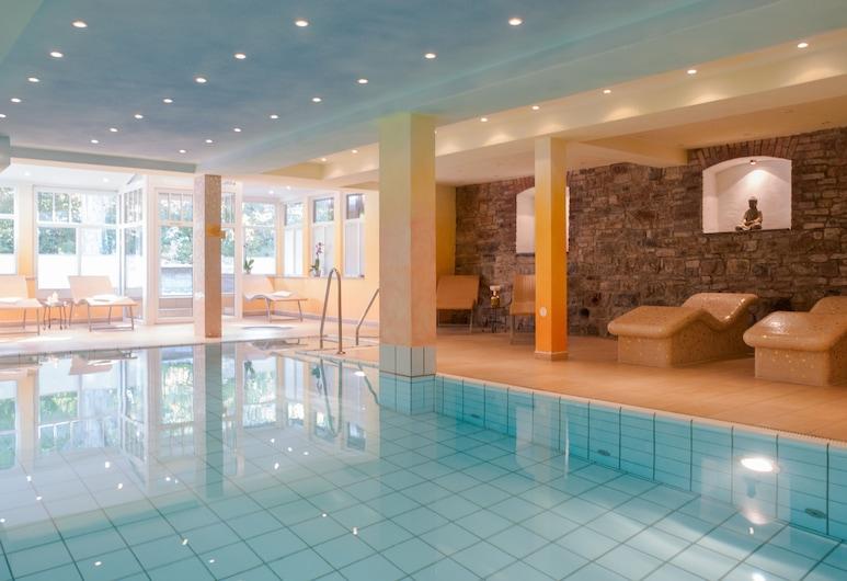 Boutiquehotel Schlosspalais, Вернігероде, Критий басейн