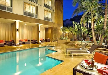 Nuotrauka: Courtyard by Marriott San Diego Mission Valley/Hotel Circle, San Diegas