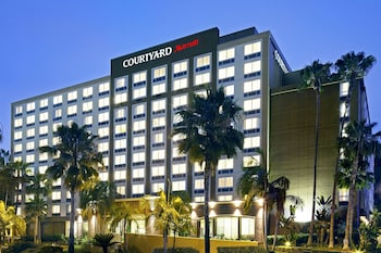 תמונה של Courtyard by Marriott San Diego Mission Valley/Hotel Circle בסן דייגו