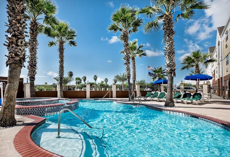 Candlewood Suites Galveston, Galveston, Piscine