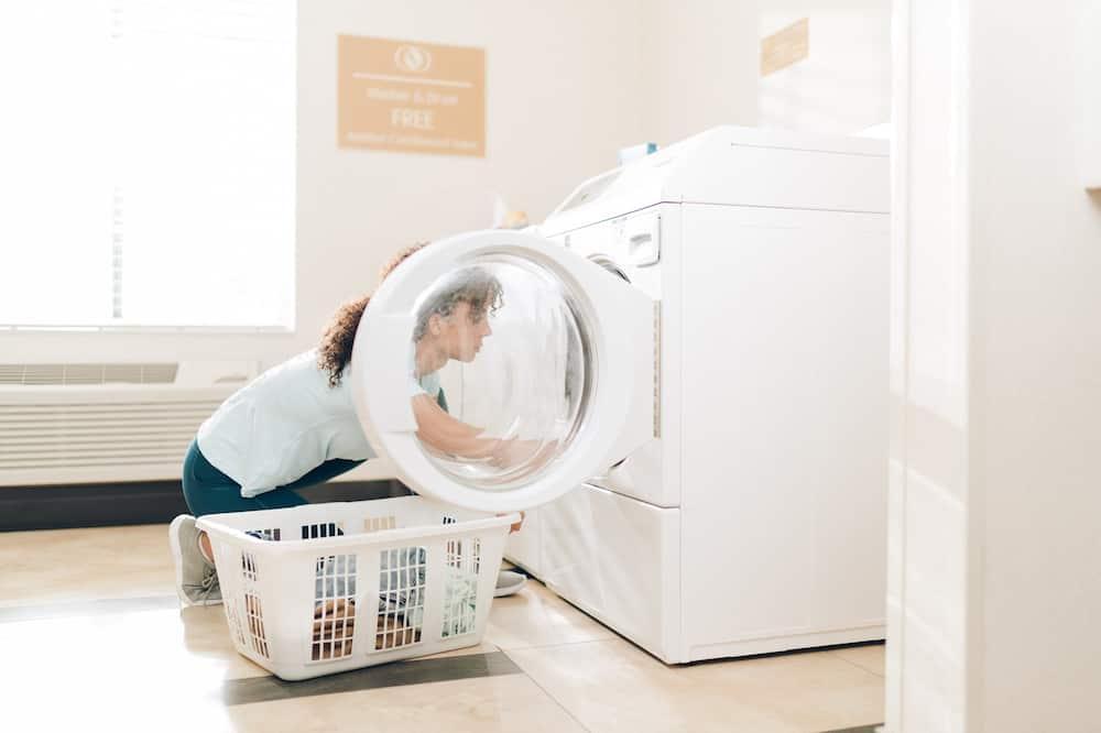 세탁 시설