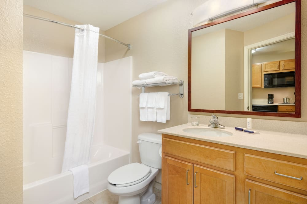 スイート 1 ベッドルーム - バスルーム
