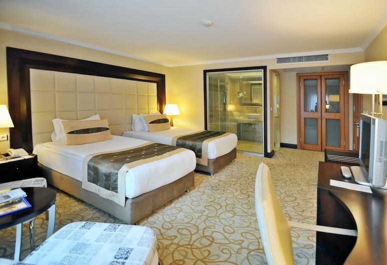 CK 法拉比飯店, 安卡拉, 雙人房, 2 張單人床, 客房