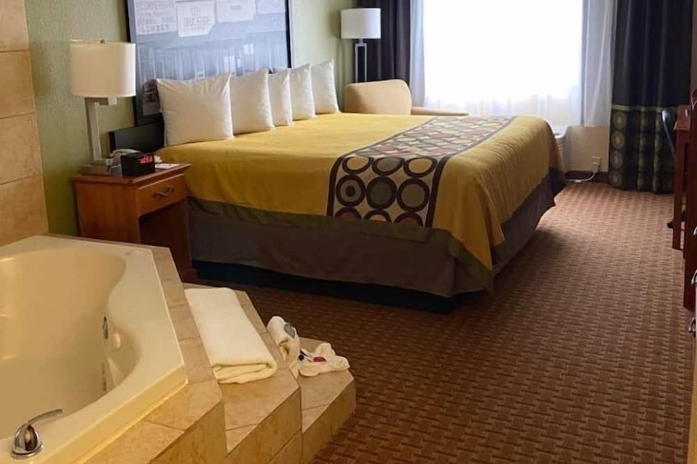 Deluxe-værelse - 1 kingsize-seng - ikke-ryger - Værelse