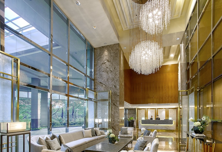 The Residences at The Ritz-Carlton Jakarta, Pacific Place, Djakarta, Entrén inifrån