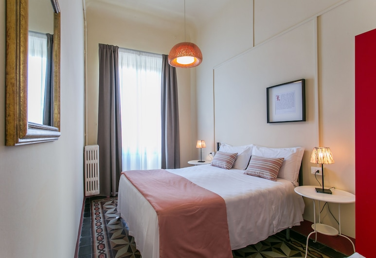 Hotel D'Azeglio, Florence, Comfort Double or Twin Room, Guest Room
