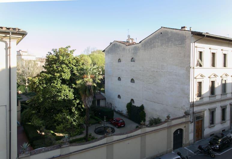 Hotel D'Azeglio, Florencia, Entrada del hotel