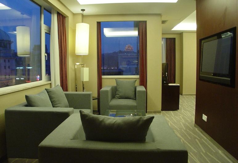 Victoria Regal, Hangzhou, Superior Suite, Living Area