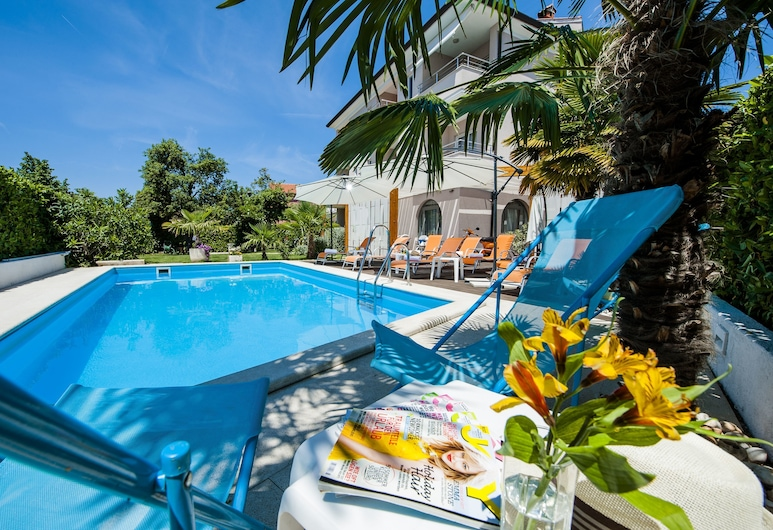 Villa Marea, Rovinj, Front of property