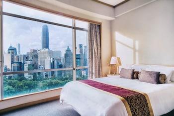 在香港的香港园景轩酒店照片
