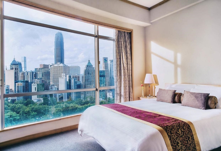 가든 뷰 홍콩, 홍콩, 프리미어룸, 객실