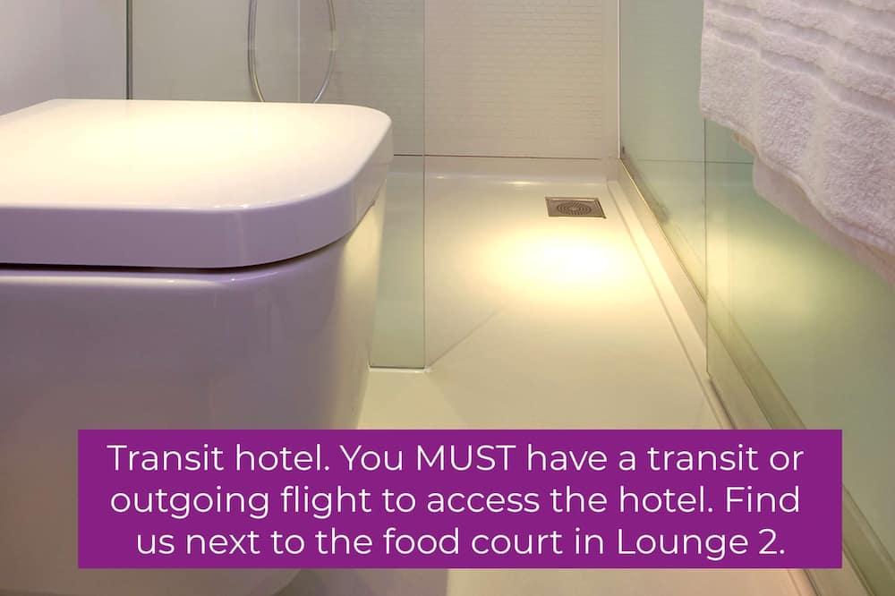 Домик «Премиум» - Ванная комната