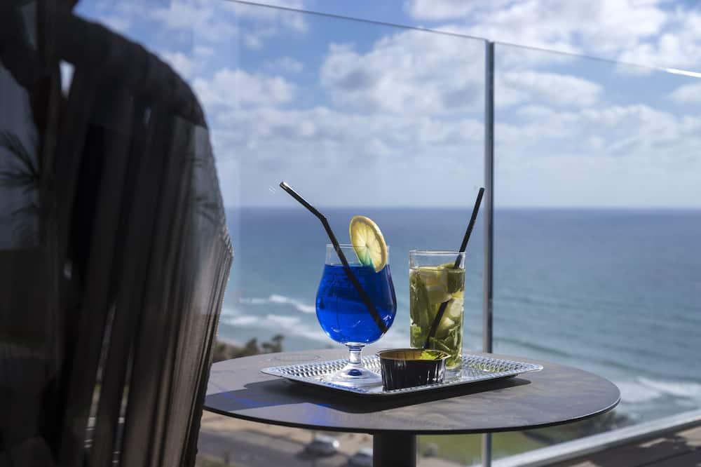 Club Double Room, Sea View - Balcony View