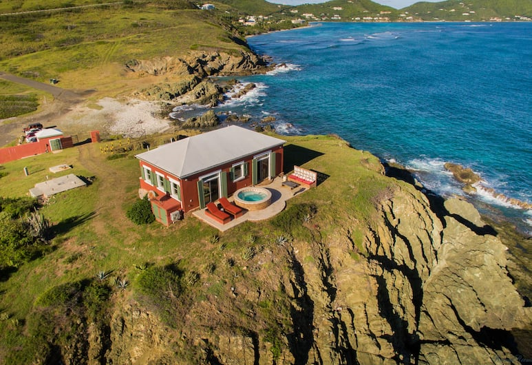 Point Elizabeth - 1 Br cottage by RedAwning, Christiansted, Aerial View
