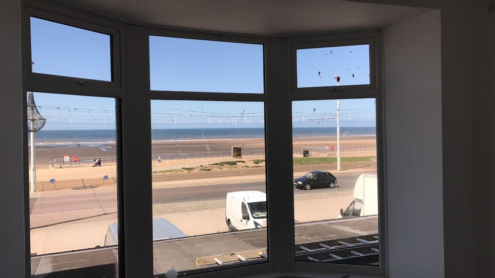 Mojitos Group Hotel Blackpool Guest Room View