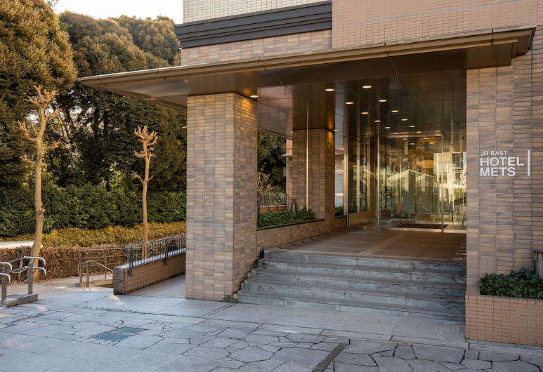 JR-EAST HOTEL METS MEJIRO, Tokyo, Pintu Masuk Hotel