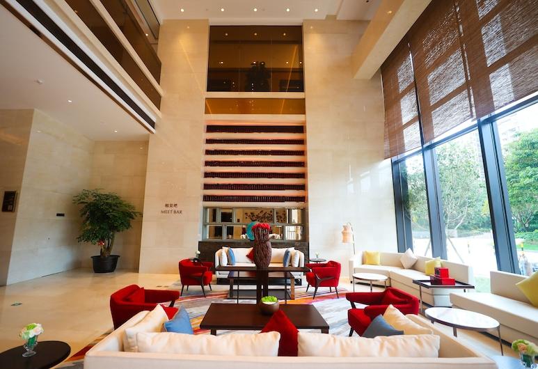 Kare Prime Hotel Dapeng Shenzhen, Shenzhen, Гостиная в вестибюле