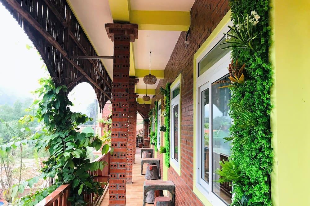 Family Quadruple Room - Balcony