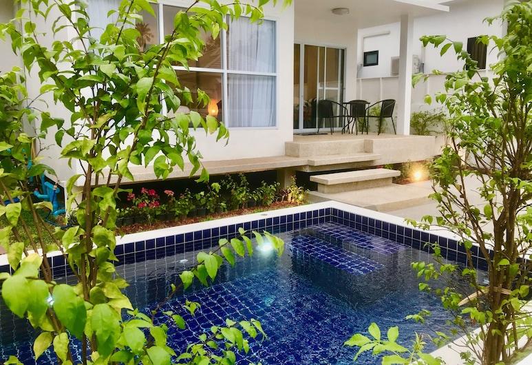 2 房豪華之家酒店 - 鄰近海灘, 蘇梅島