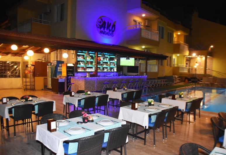Club Ako Apartments, Marmaris, Bar