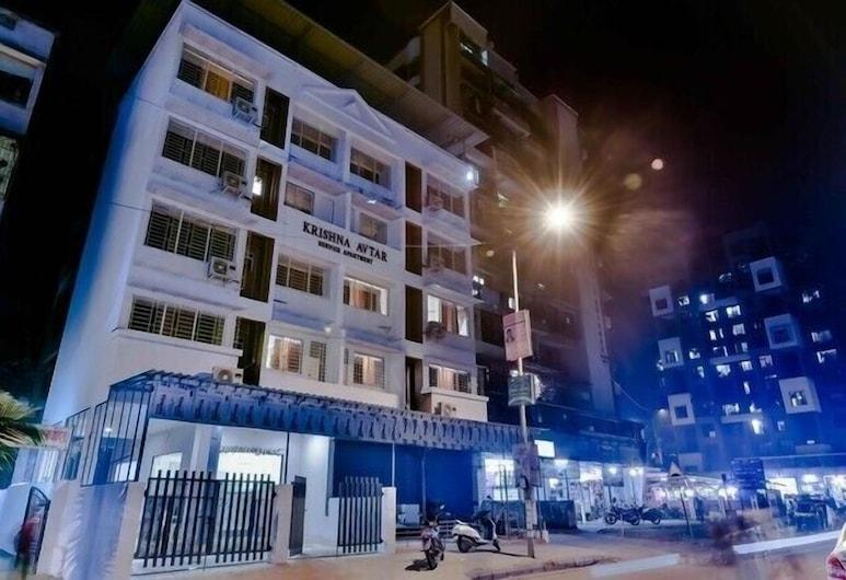 Krishna Avtar Services Apartment, Νάβι Μουμπάι