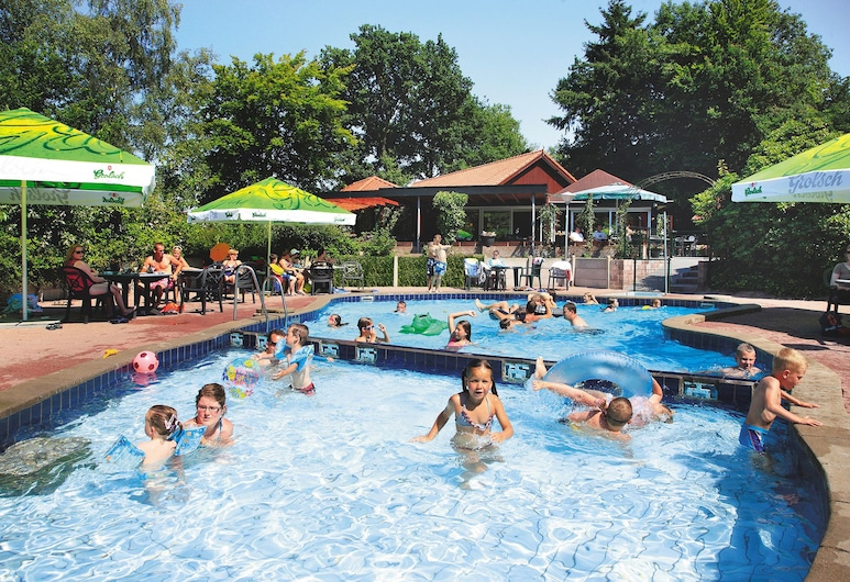 Vakantiepark De Lindenberg, Holten, Alberca al aire libre