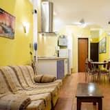 Nhà phong cách cổ điển - Khu phòng khách