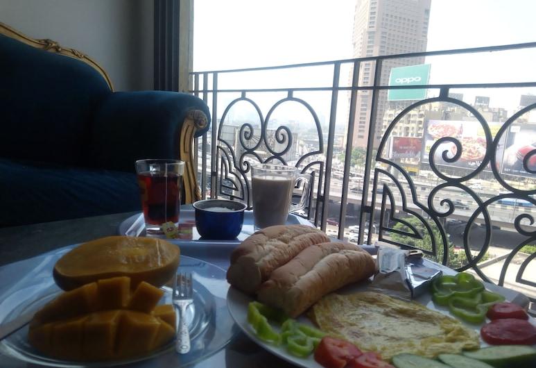 Invitation Hotel, קהיר, אזור ארוחת הבוקר