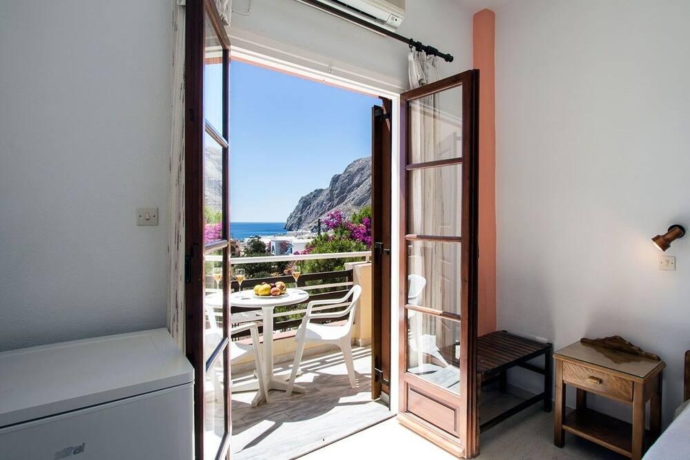 Chambre Double Supérieure, 1 lit double - Balcon