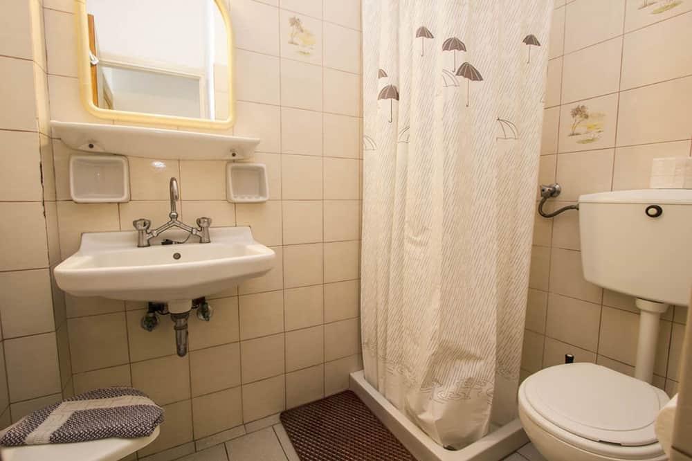 Chambre Double Supérieure, 1 lit double - Salle de bain