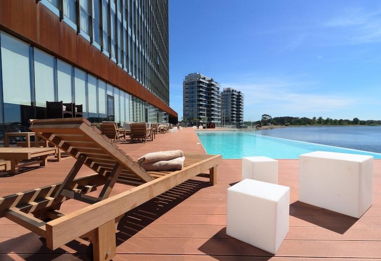 Hampton by Hilton Montevideo Carrasco, Ciudad de la Costa, Outdoor Pool
