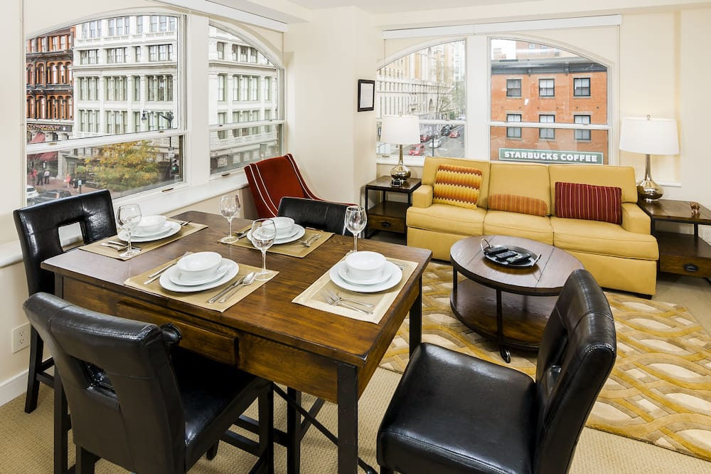 Appartement Standard, 2 chambres - Coin séjour