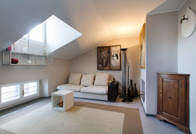 Betta Flexyrent Apartment, Milano, Apart Daire, 2 Yatak Odası, Oturma Alanı
