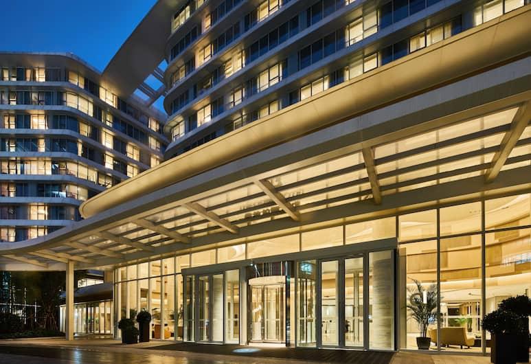 더 쿠베 호텔 상하이 홍차오, 상하이, 슈피리어룸, 객실 전망