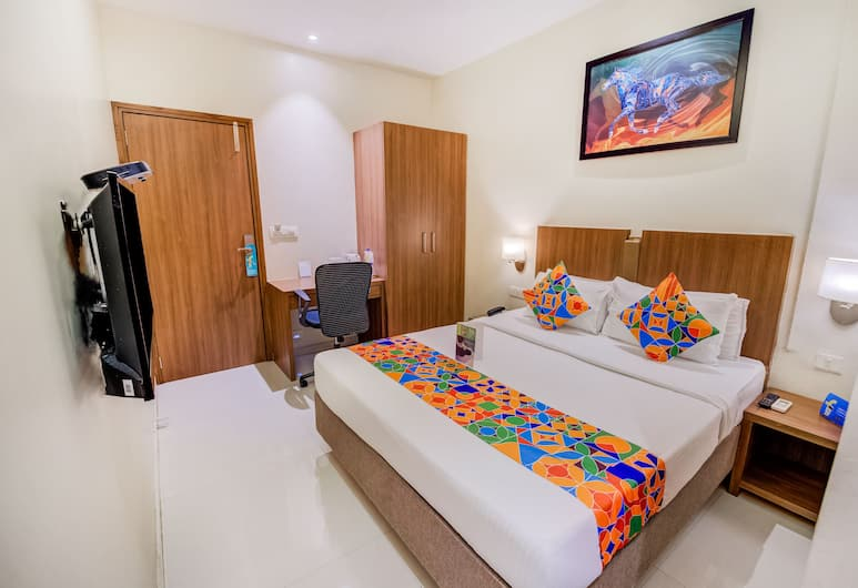FabHotel Hyson International MIDC, Mumbai, Executive Double Room, Guest Room