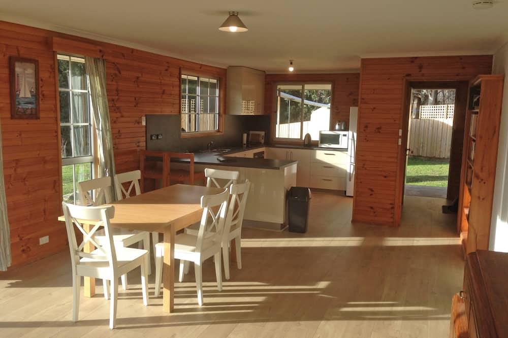 Casa, 3 Quartos - Refeições no Quarto