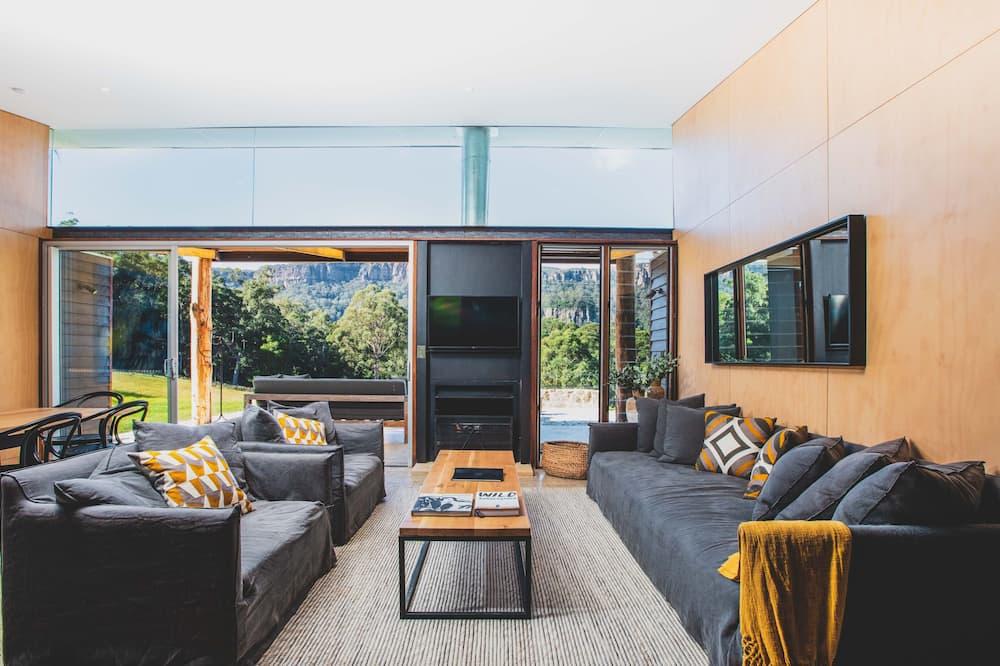 Luxury Villa (Willow) - Ruang Tamu