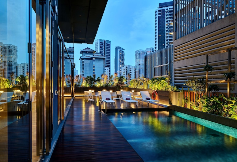 YOTEL Singapore Orchard Road, Singapur, Piscina