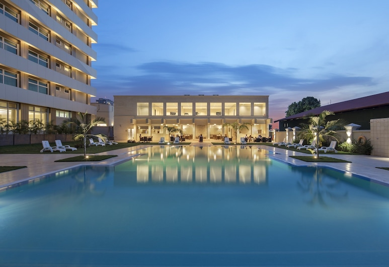 Fraser Suites Abuja, Abuja, Басейн