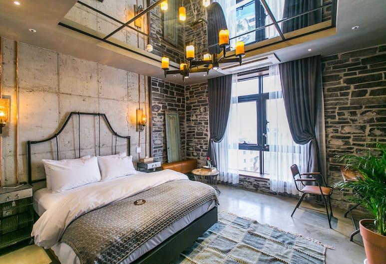 February Hotel Dongseongro, Daegu, Deluxe Oda, Oda