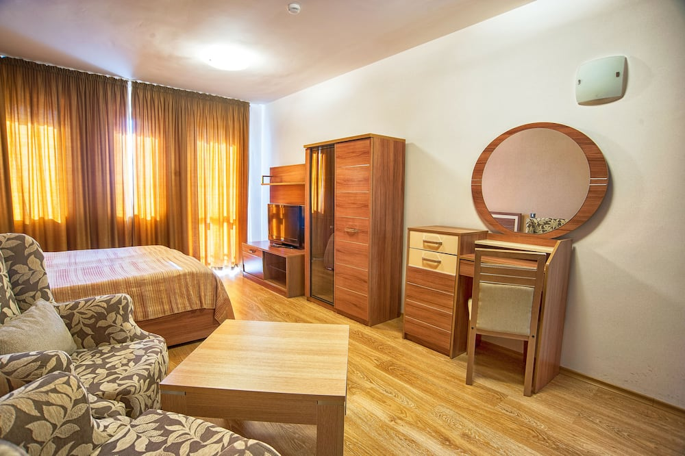 Comfort tweepersoonskamer - Woonruimte