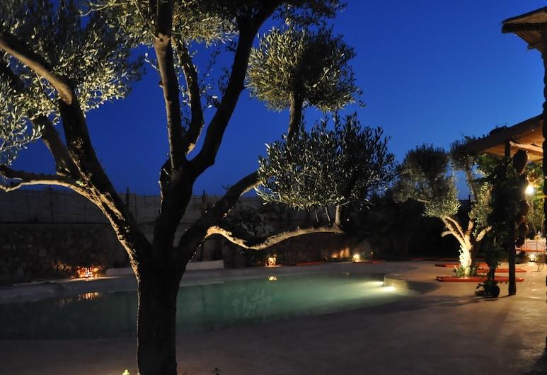 Dar Rocailla, Tameslouht, Udendørs pool