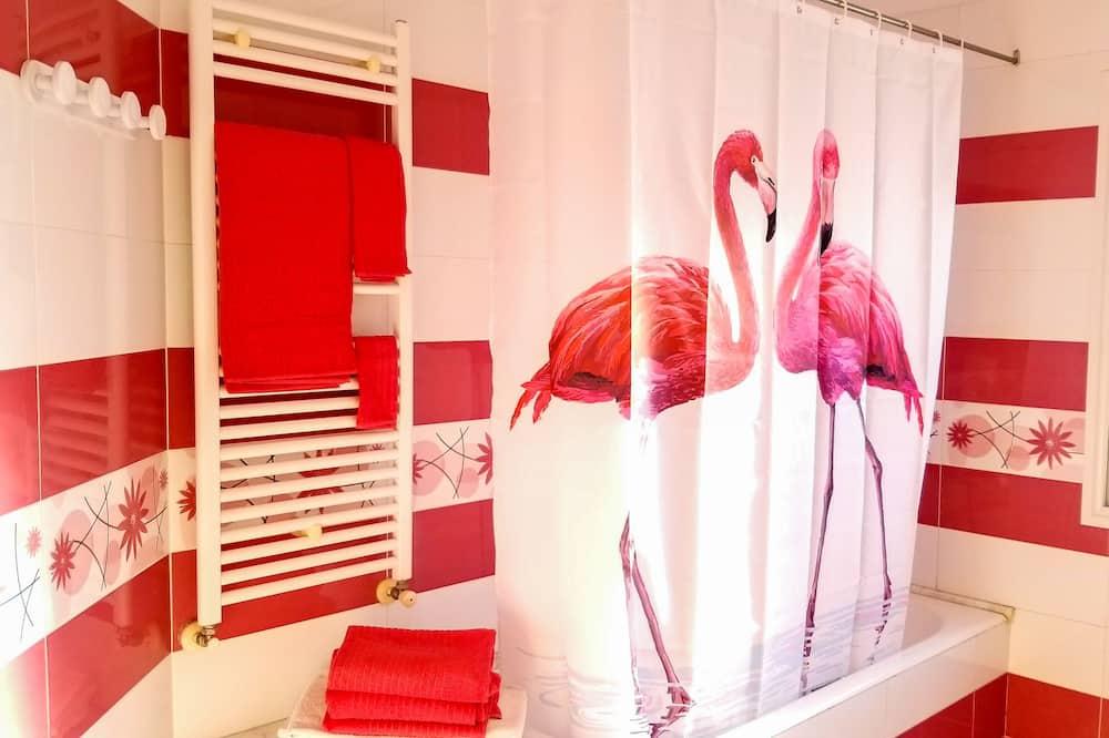 Appartamento Deluxe, 3 camere da letto, terrazzo - Vasca idromassaggio privata
