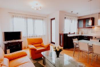 Gdańsk — zdjęcie hotelu Elite Apartments Jelitkowski Dwor