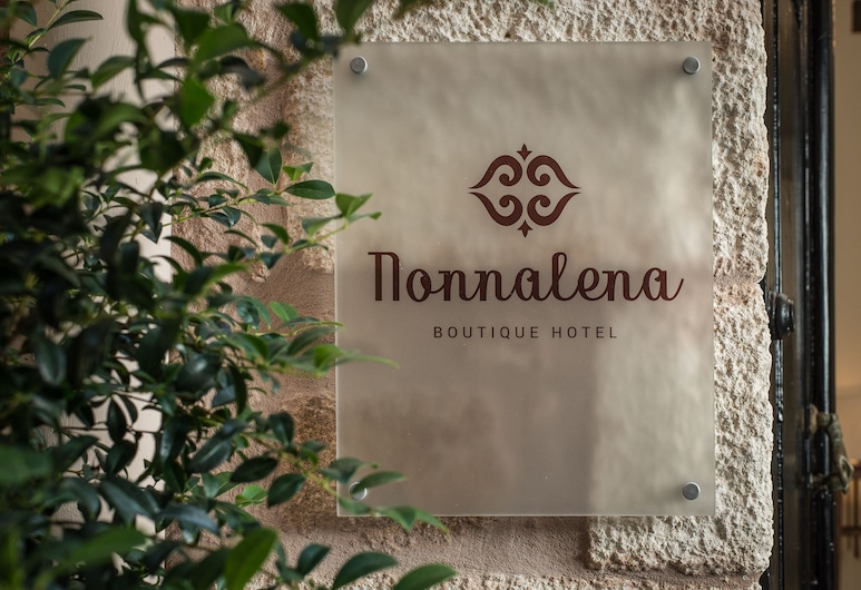Nonnalena Boutique Hotel, Chania, Hotel Front