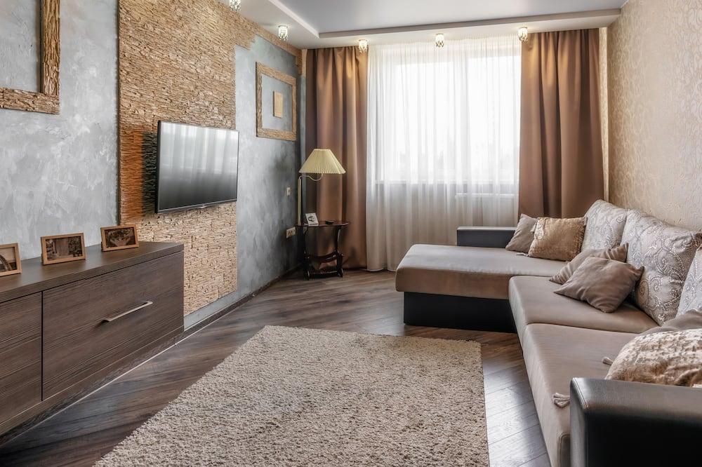 Classic Apartment, Non Smoking - Living Room