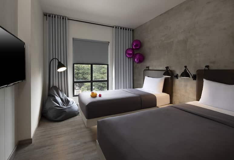 Moxy Bandung, Bandung, Room, 2 Twin Beds, City View (Moxie), Guest Room