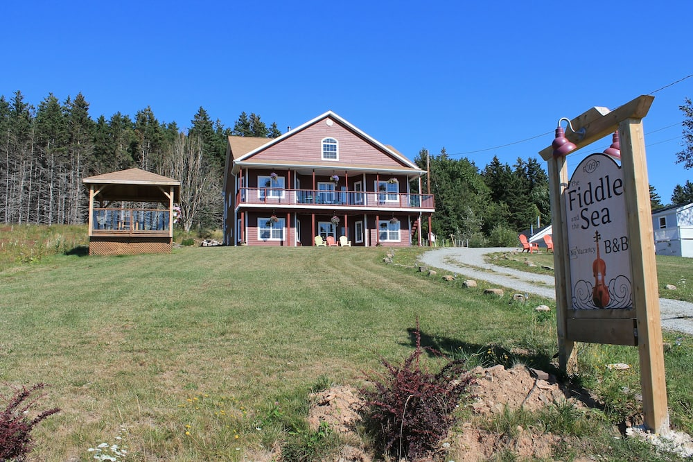 The Fiddle and The Sea Bed and Breakfast